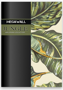 Behang-collectie Jungle