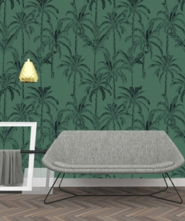 Palm Leaf - Wallcovering