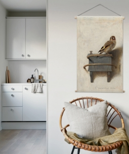 The Goldfinch - Wallprint