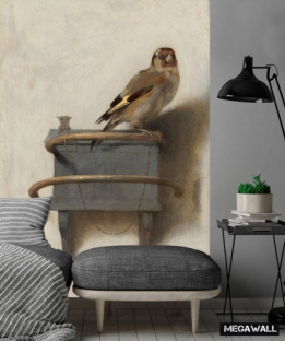 The Goldfinch - Wallcovers